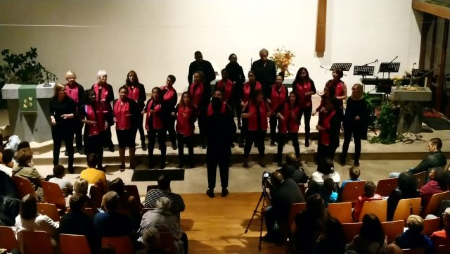 Concert High Rock Gospel Singers