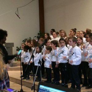 Concert Gospel Kids